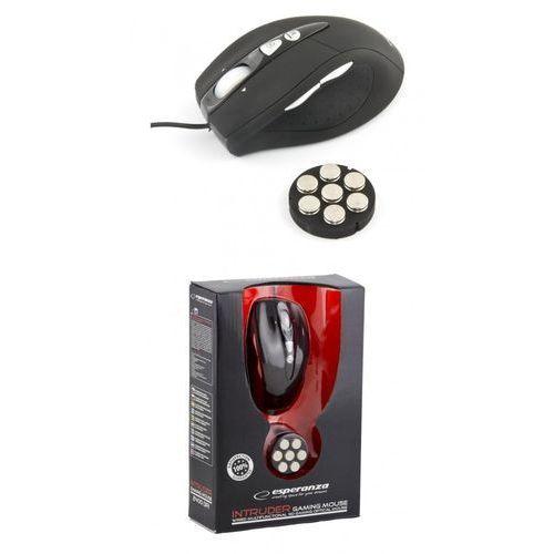mysz przewodowa dla graczy usb intruder em118 marki Esperanza