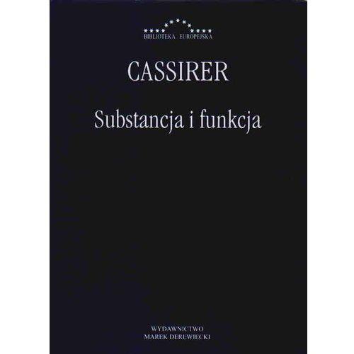 Substancja i funkcja. Darmowy odbiór w niemal 100 księgarniach!, Cassirer