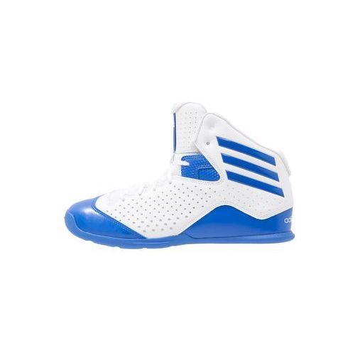 adidas Performance NEXT LEVEL SPEED IV Obuwie do koszykówki white/blue, GIV91