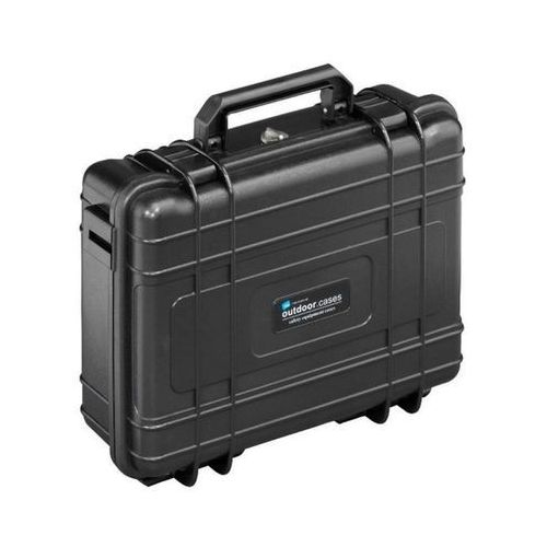 BW Kufer transportowy typ 61 SI czarny, z gąbką, towar z kategorii: Futerały i torby fotograficzne