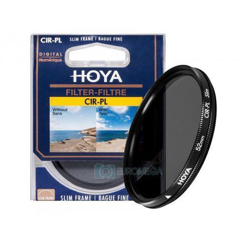 Filtr polaryzacyjny  standard slim / 55 mm marki Hoya