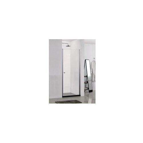 Elegance drzwi prysznicowe do wnęki 90x195cm n1490 marki Sanotechnik