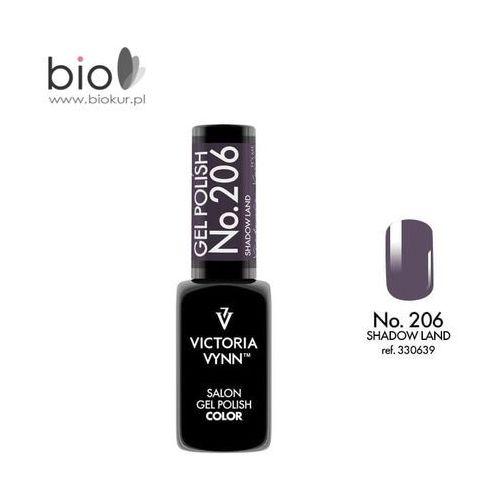 Victoria vynn Lakier hybrydowy gel polish color shadow land nr 206 - 8 ml nowość!