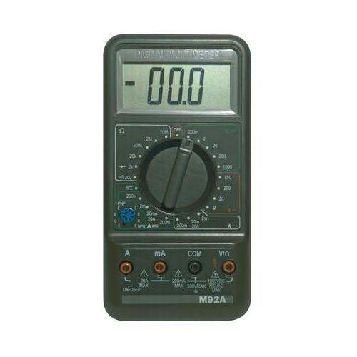 OKAZJA - Miernik, multimetr M-92A M2092, 03924