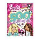 Barbie 500 naklejek - Jeśli zamówisz do 14:00, wyślemy tego samego dnia. Darmowa dostawa, już od 99,99 zł., oprawa miękka zdjęcie 1