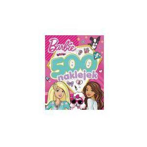 Barbie 500 naklejek - Jeśli zamówisz do 14:00, wyślemy tego samego dnia. Darmowa dostawa, już od 99,99 zł., oprawa miękka