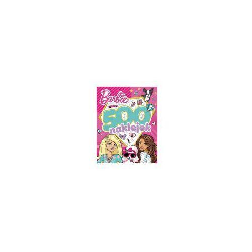 Barbie 500 naklejek - Jeśli zamówisz do 14:00, wyślemy tego samego dnia. Darmowa dostawa, już od 99,99 zł. (64 str.)