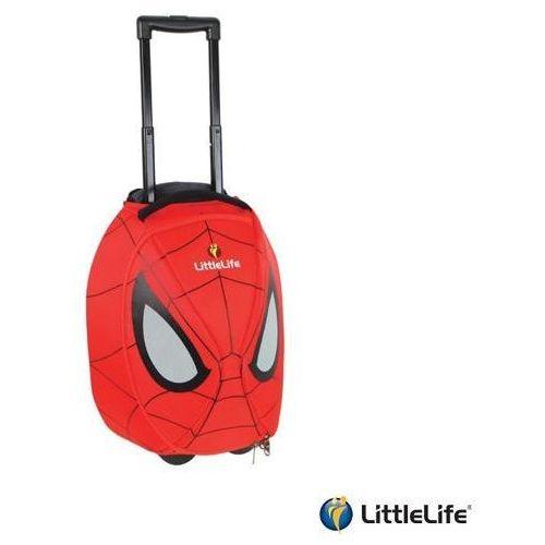 LIFEMARQUE Walizka LittleLife - Spiderman, towar z kategorii: Walizeczki