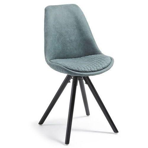 Krzesło gemini zielone - zielony marki 9design