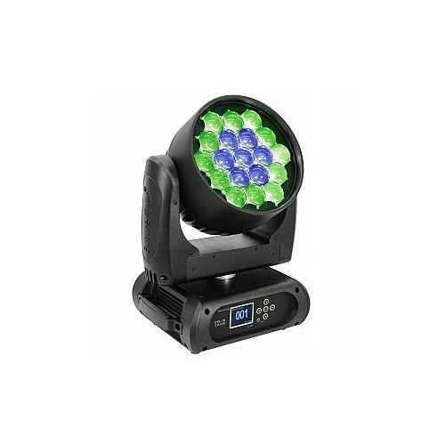 Futurelight eye-19 hcl zoom led moving head ruchoma głowa wash