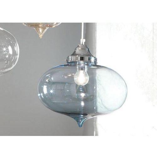 Cangini & Tucci Lampa wisząca Arabesque (szkło gładkie) - XXL1243.1L, kolor transparetny