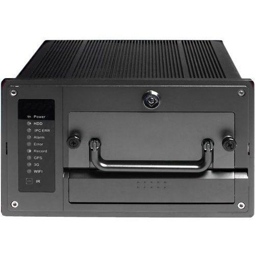 Rejestrator mobilny sieciowy IP BCS-NVR0402C-P, 3573