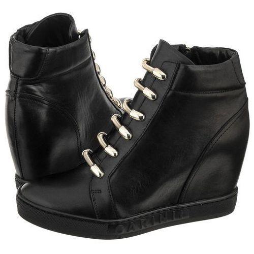 Sneakersy czarne b4130 (ci270-a) marki Carinii