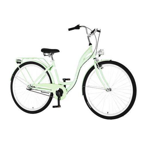 Najlepsze oferty - Dawstar Rower DAWSTAR Citybike S3B Miętowy + DARMOWY TRANSPORT! + Zamów z DOSTAWĄ JUTRO! + Zagwarantuj sobie dostawę przed Świętami!