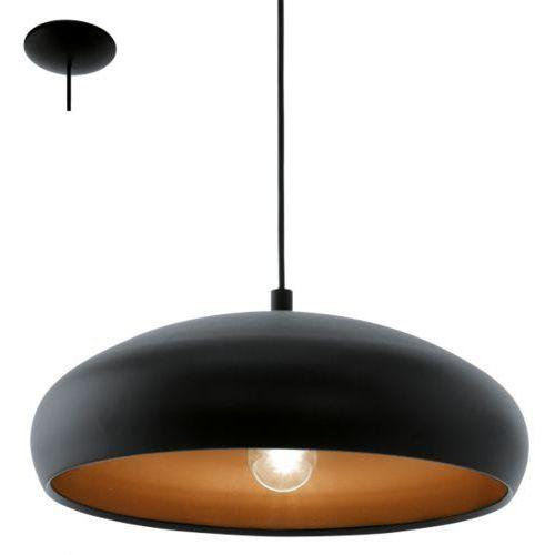 Lampa wisząca mogano 1 - czarna, 94605 marki Eglo