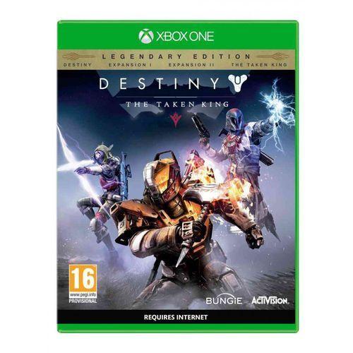 Destiny The Taken King, wersja językowa gry: [angielska]