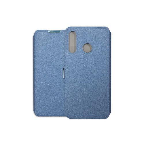 Etuo wallet book Huawei p30 lite - etui na telefon wallet book - granatowy