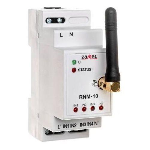 Zamel Radiowy nadajnik 4-kanałowy exta free rnm-10 modułowy na szynę exf10000031