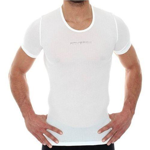 ss10540/w - koszulka termoaktywna base layer, unisex (biały) marki Brubeck
