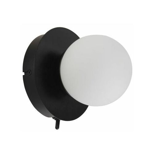 Inspire Kinkiet łazienkowy kapi ip44 czarny led (3276007151664)