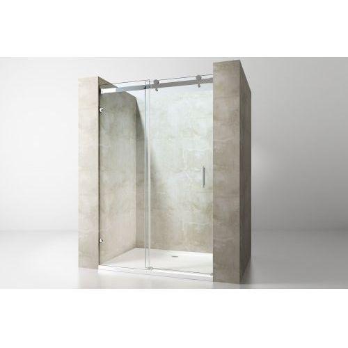 Drzwi Prysznicowe Bezprofilowe D19P2