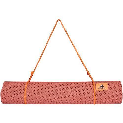 performance yoga mat fitness / joga trasca/nobink marki Adidas