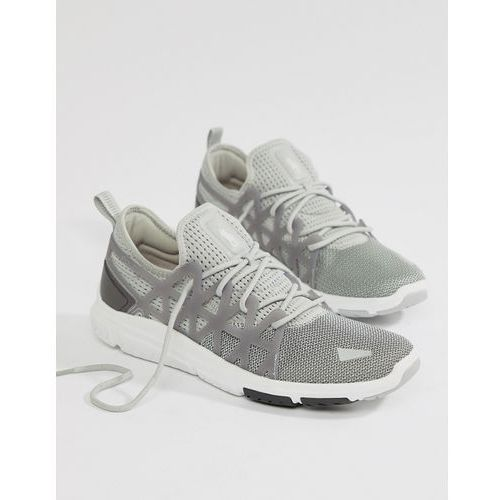 Polo Ralph Lauren Performance Train 200 Trainers Stretch Mesh in Grey - Grey, kolor szary