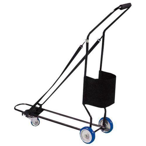 Wózek transportowy do przenośnych foteli i leżanek marki Cosnet