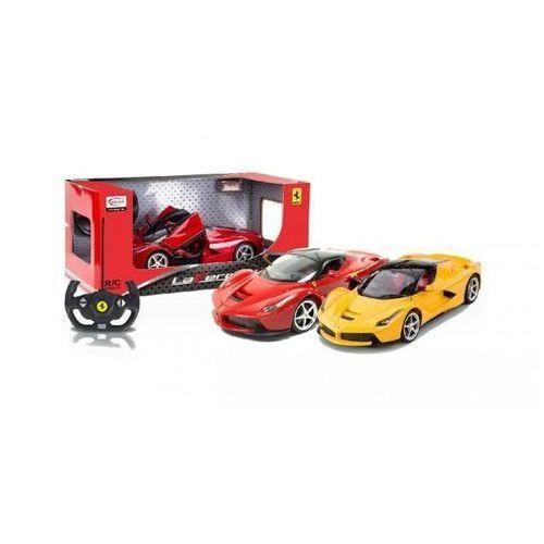 Rastar Ferrari la ferrari f70 1:14 rtr kolor zółty