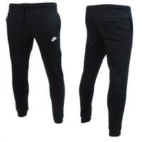Spodnie Nike meskie bawelniane dresowe M NSW JGGR Club FLC 804408 010