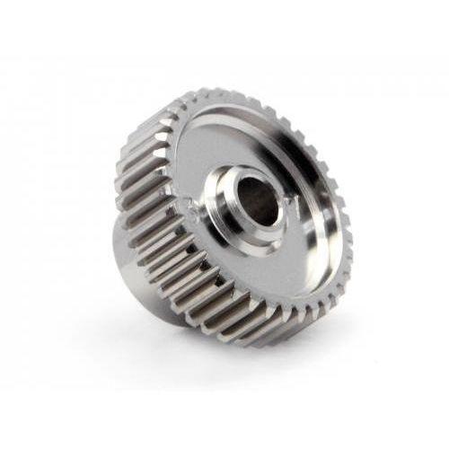Hp Aluminium racing pinion gear 37 tooth (64 pitch)
