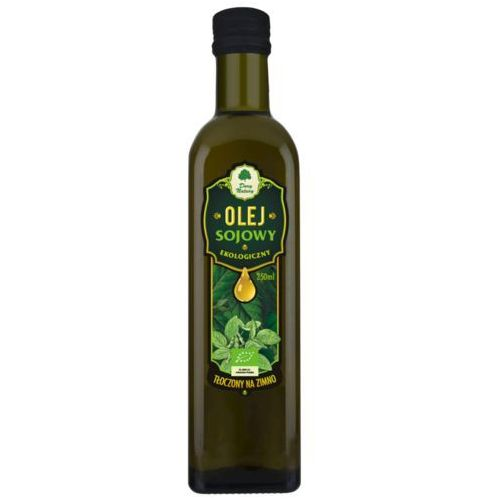 Dary natury - test Olej sojowy bio 250 ml - dary natury