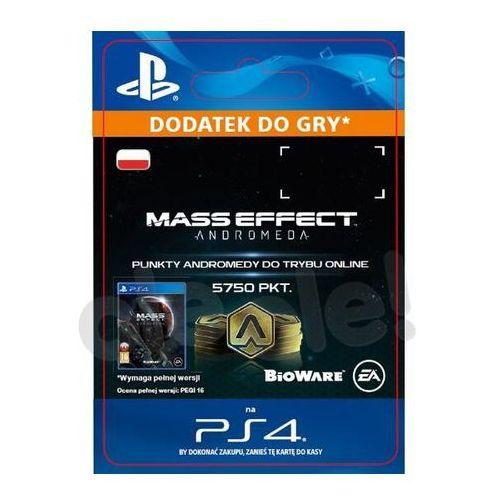 OKAZJA - Sony Mass effect andromeda 5750 pkt [kod aktywacyjny] (0000006200262)