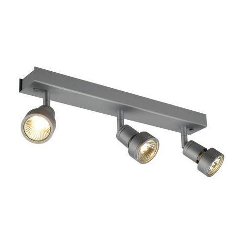 Spotline Reflektorek potrójny puri 3 srebrnoszary, 147384