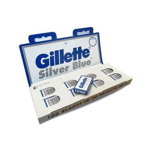 Gillette Żyletki silver blue 100 sztuk
