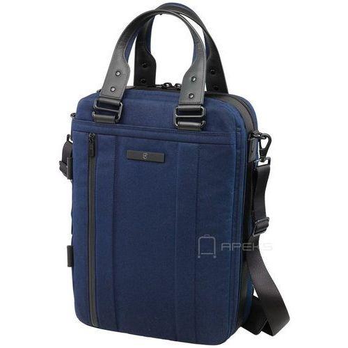 "Victorinox architecture urban dufour torba / plecak na laptop 13"" - granatowy (7613329043578)"