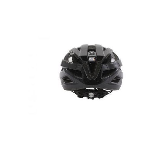Uvex kask rowerowy I-VO Black (52-56 cm) (4043197255262)