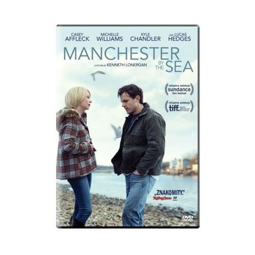Manchester By The Sea (DVD) (5903570159794)