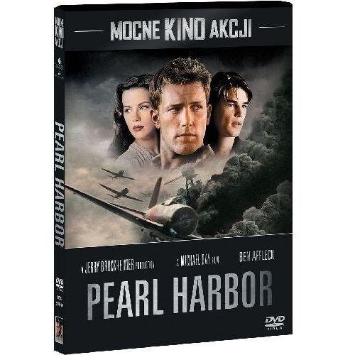 Pearl Harbor (DVD) - Dostawa zamówienia do jednej ze 170 księgarni Matras za DARMO (7321917502993)