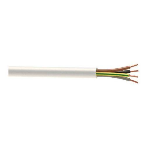 Kabel instalacyjny AKS Zielonka YDY 4 x 2,5 mm2 450/750 V 1 mb, 222351