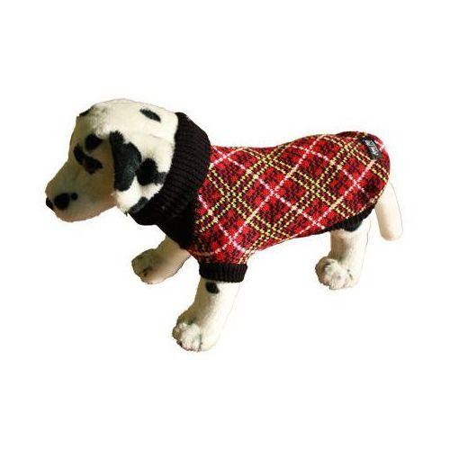 AMI PLAY Sweter dla psa Szkocka Krata rozmiary 1-6