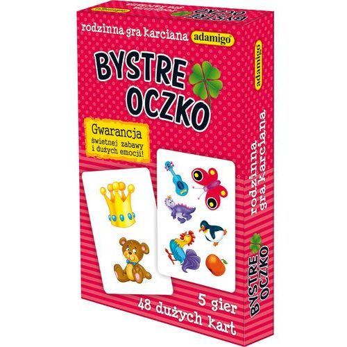 Bystre oczko karty do gry, AM_5902410006557