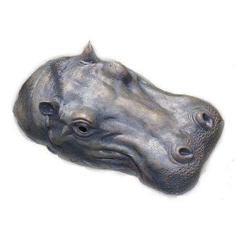 Hipopotam hipcio do oczka wodnego 28 cm oczko wodne ogród marki Moodgood