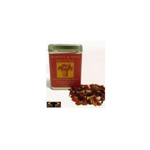 Herbata Harney & Sons Orange - Passion Fruit Owocowy Napar puszka 114g, 3545