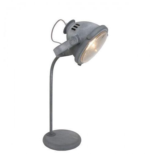 Steinhauer Mexlite Lampa stołowa Siwy, 1-punktowy - Nowoczesny - Obszar wewnętrzny - Mexlite - Czas dostawy: od 10-14 dni roboczych (8712746114850)