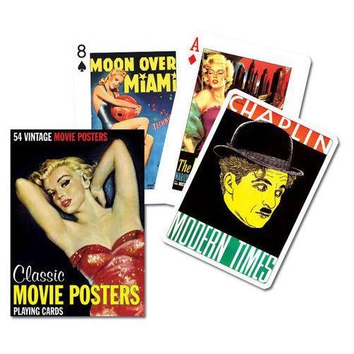 Piatnik Plakaty filmowe - karty do gry -