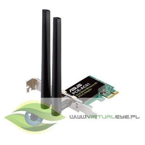 Asus Pce-ac51 wifi ac dualband pci-e
