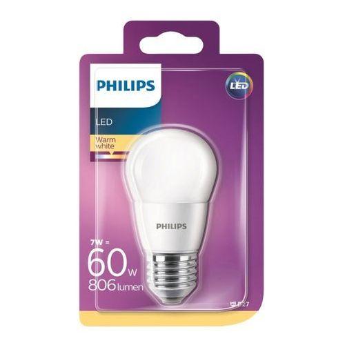 Żarówka LED Philips P45 E27 7 W 806 lm barwa ciepła (8718696702918)