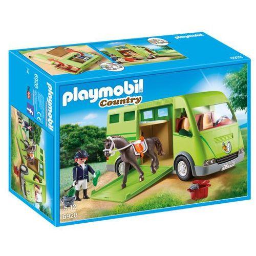 Playmobil COUNTRY Wóz do przewozu koni 6928