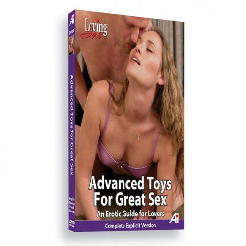 Alexander institute Film instruktażowy edukacyjny - akcesoria erotyczne dla zaawansowanych (1677070628862) - OKAZJE